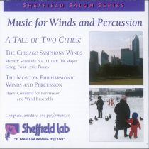 A Tale Of Two Cities: Music for Winds and Percussion