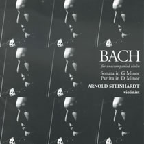 Bach for unaccompanied violin
