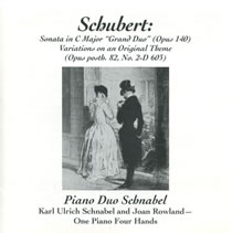"Schubert: Sonata in C Major ""Grand Duo"" (Op. 140)"