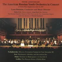 The American Russian Youth Orchestra in Concert